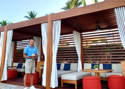 Four Seasons Cabana